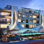 Апартаменты в Лимассоле, Кипр, 72 м2