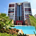 Квартира в Аланье, Турция, 83 м2