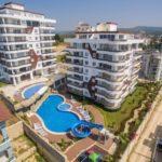 Апартаменты в Авсалларе, Турция, 115 м2
