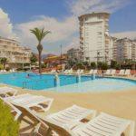 Апартаменты в Аланье, Турция, 80 м2