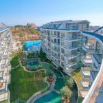 Апартаменты в Аланье, Турция, 55 м2