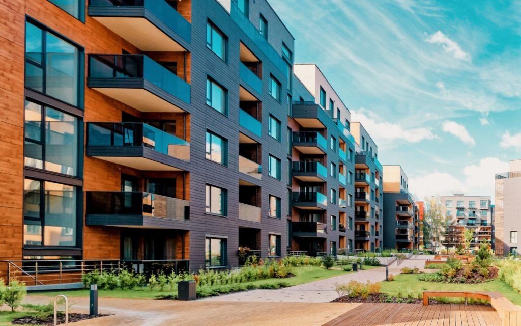 Купить новую квартиру в Европе